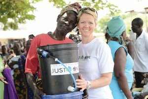 Just One Africa - Water Filter Distributions