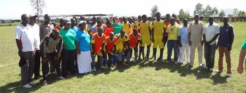 Muhoroni Soccer in Easter Kisumu, Kenya