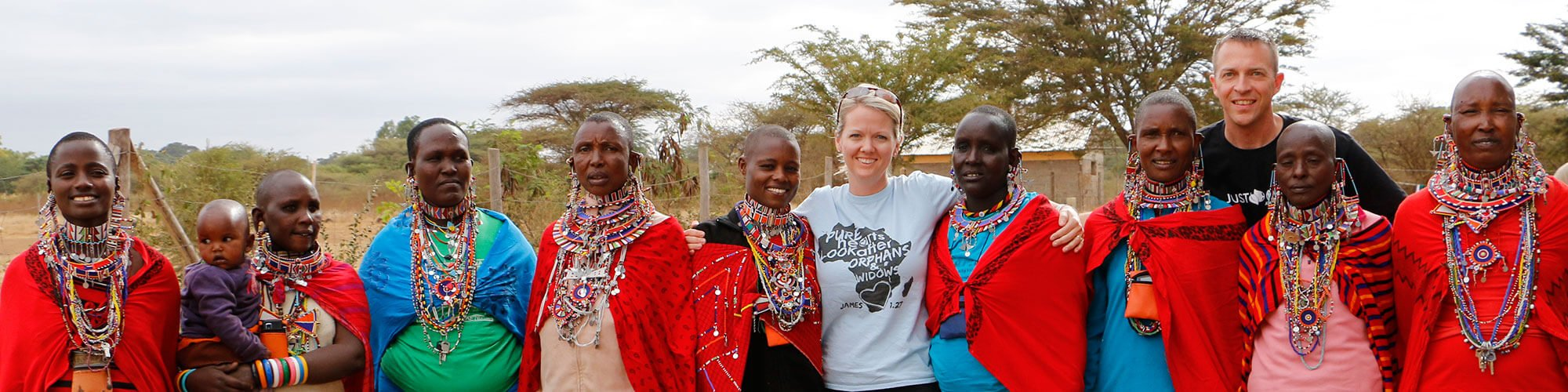 Beads for Water - Maasai Women
