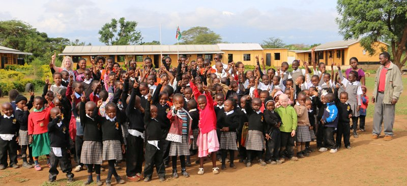 Lenkai Christian School in Southern Kenya