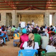 Asembo Church Water Filter Distribution
