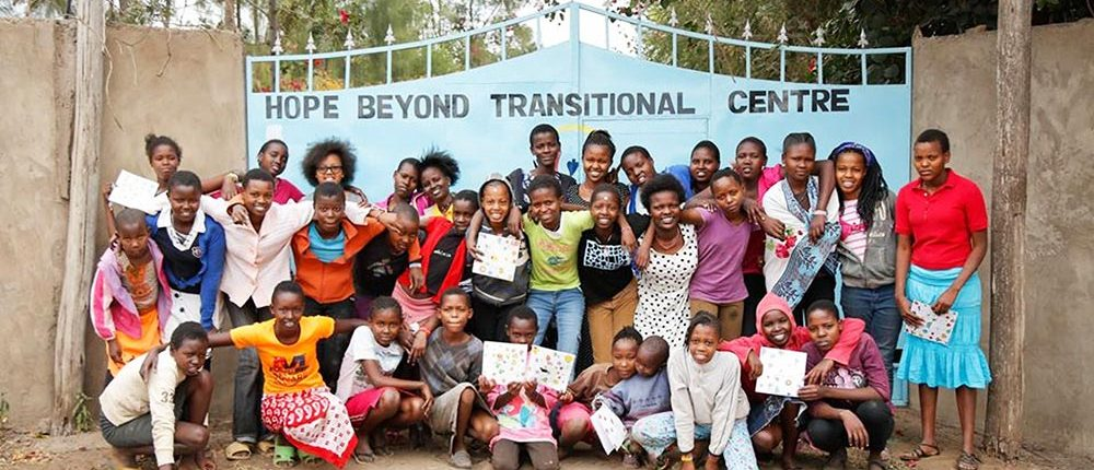 Hope Beyond Transitional Center Girls