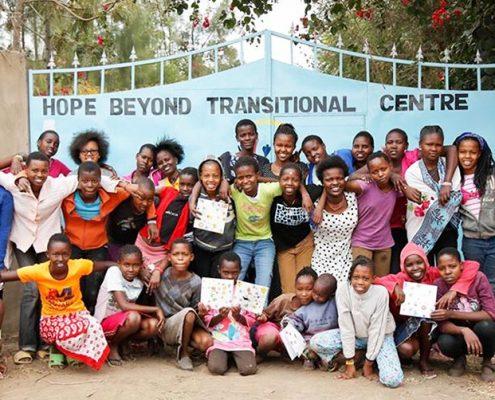 Hope Beyond Transitional Center Girls
