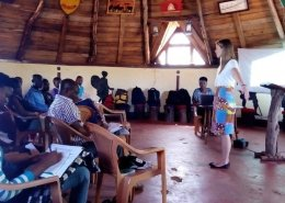 Trauma Therapy Training with Kutoa Project