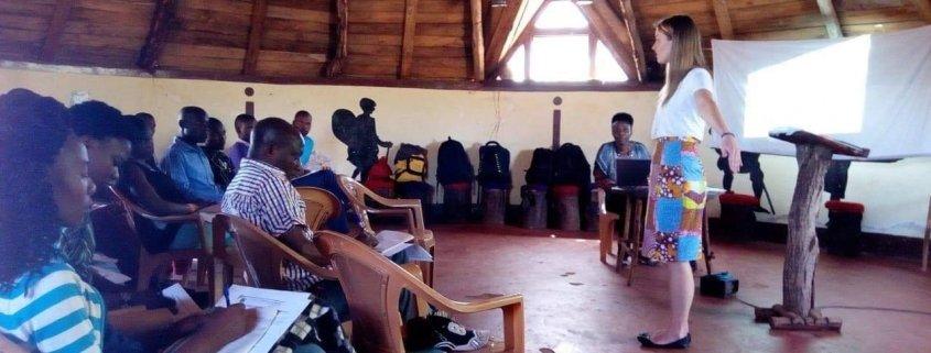 Trauma Therapy Training with Kutoa Project