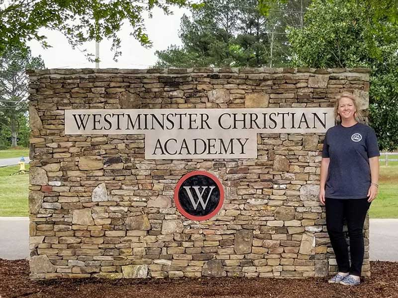 westminster christian academy and Just One Africa