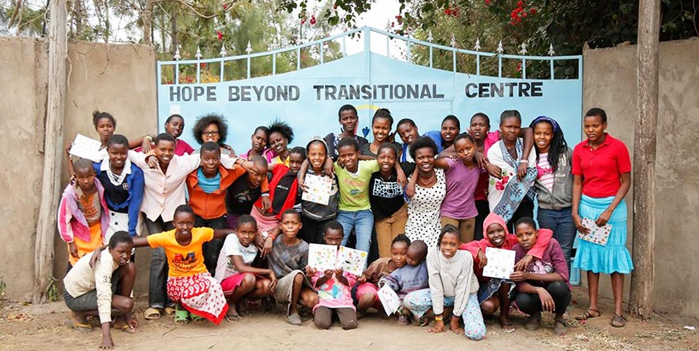 Hope Beyond Transitional Center rescues girls from FGM and early childhood marriage