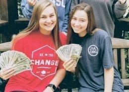 Central Hight School - I Am One Club Fundraiser