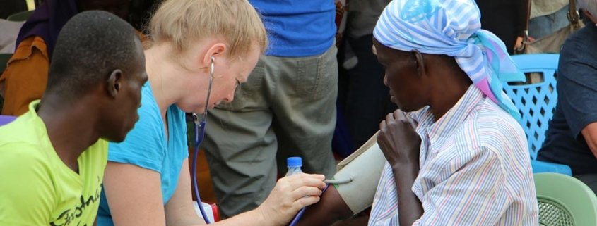 Rose Salensky is a Just One Africa Volunteer