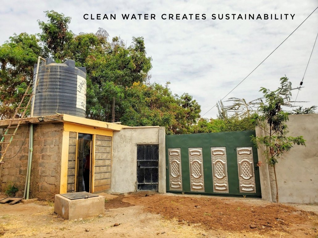 Clean Water Creates Sustainability