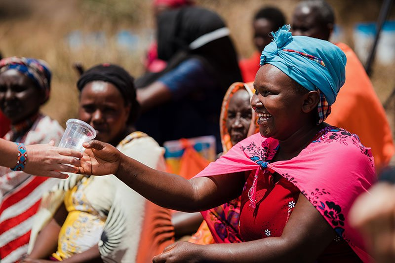Sharing Safe Clean Water